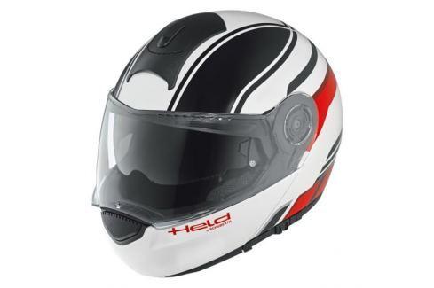 Held integrální vyklápěcí přilba  by Schuberth H-C3 TRIP vel.L (58-59cm) černá/bílá/červená Helmy na motorku