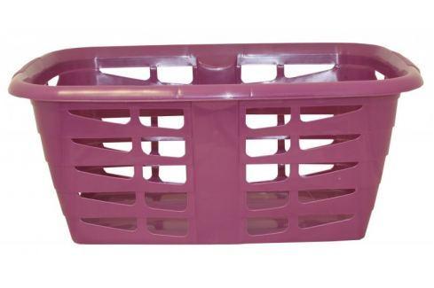 Mazzei Koš na čisté prádlo PRISMA 31,5 litrů fialová Koše na prádlo
