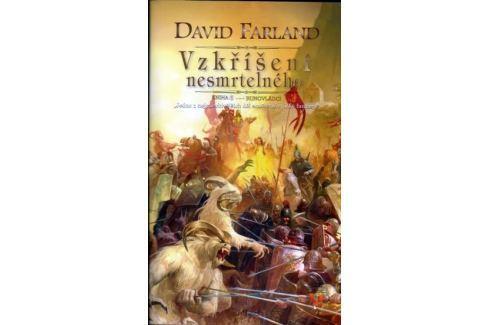 Farland David: Runovládci 6 - Vzkříšení nesmrtelného Sci-fi a fantasy