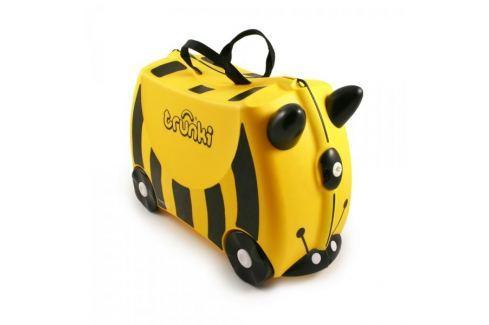 Trunki Kufřík + odrážedlo včelka Bernard Cestovní zavazadla