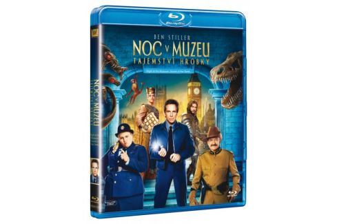 Noc v muzeu 3   - Blu-ray Dobrodružné