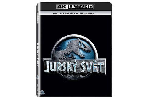 Jurský svět (2 disky) - Blu-ray + 4K ULTRA HD Dobrodružné