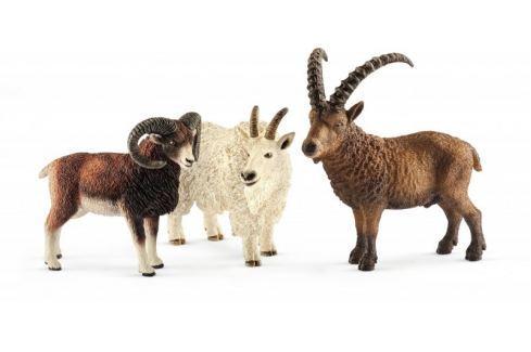 Schleich Set horská zvířátka 41459 Figurky zvířat