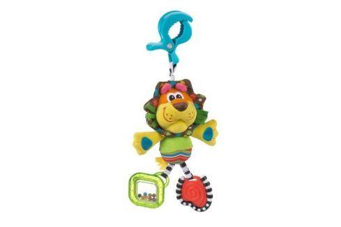Playgro Závěsný lvíček s klipem Závěsné hračky