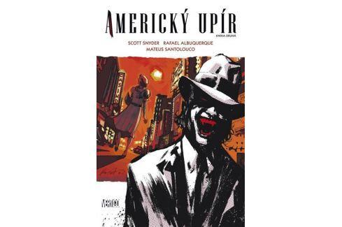 Snyder Scott: Americký upír 2 - komiks Komiksy