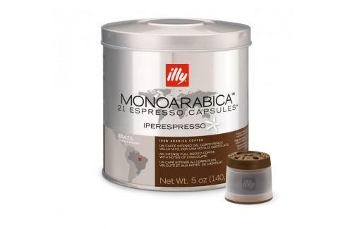 illy Kapsule iperEspresso Monoarabica Brasile Kávové kapsle