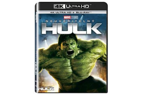 Neuvěřitelný Hulk (2 disky) - Blu-ray + 4K ULTRA HD Akční