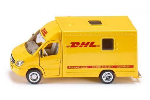 SIKU Poštovní dodávka DHL, 1:50 Auta