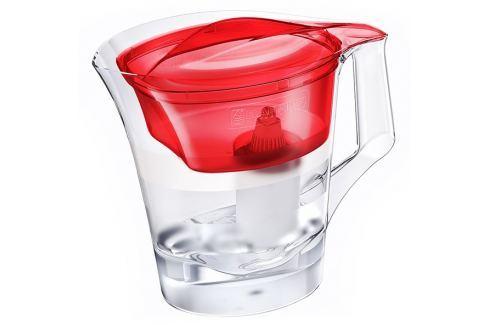 Barrier Twist filtrační konvice na vodu červená Vodní filtry