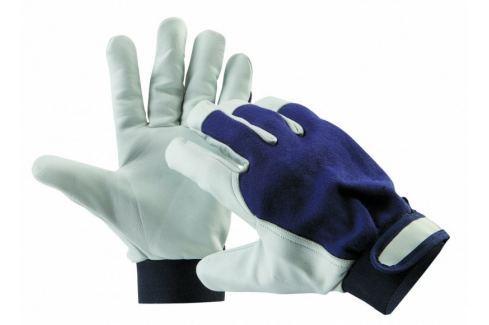Červa PELICAN Blue rukavice kombinované Ochranné pracovní pomůcky
