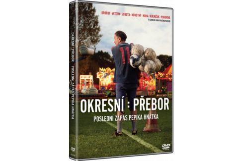 Okresní přebor: Poslední zápas Pepika Hnátka - DVD Komedie