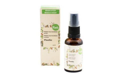 Navia Ošetřující olej na bradu a vousy Plnovous BIO (30 ml) Speciálně pro muže