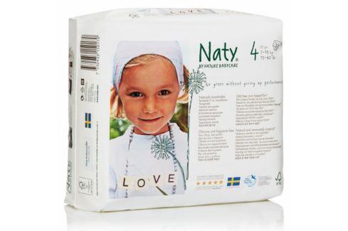 Naty Ekoplenky Maxi 4 (7 - 18 kg) (26 ks) Jednorázové rozložitelné ekoplenky