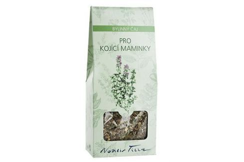 Nobilis Tilia Čaj pro kojící maminky (50 g) Bylinné čaje