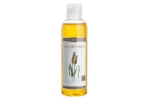 Nobilis Tilia Masážní olej proti striím BIO (200 ml) Přírodní masážní oleje