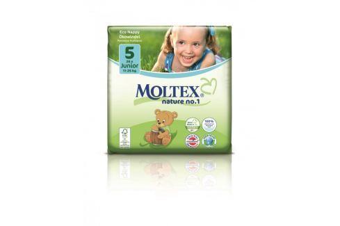Moltex Ekoplenky Junior 5 (11 - 25 kg) (26 ks) Jednorázové rozložitelné ekoplenky