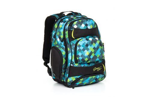Studentský batoh Topgal HIT 869 E - Green Studentské batohy