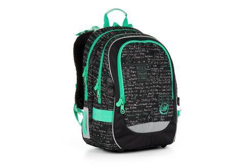 Školní batoh Topgal CHI 866 A - Black Školní batohy do 4. a 5. třídy