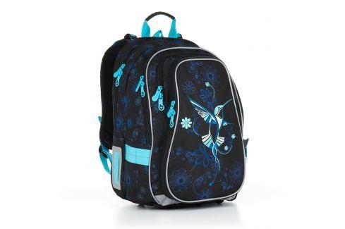 Školní batoh Topgal CHI 882 A - Black Školní batohy do 4. a 5. třídy