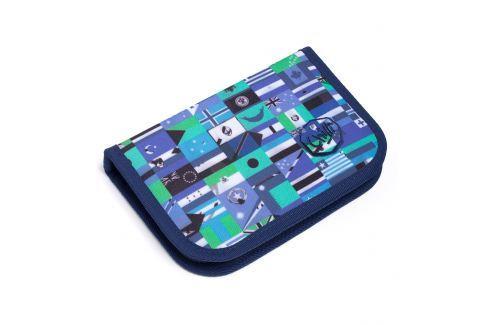 Školní pouzdro Topgal CHI 920 D - Blue školní