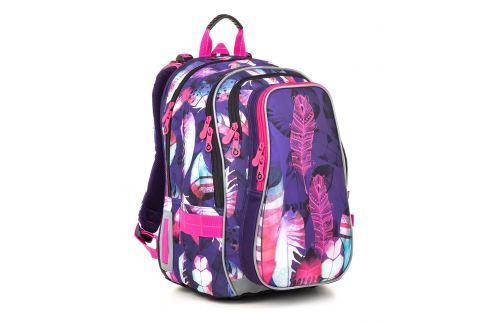 Školní batoh Topgal LYNN 18009 G Školní batohy do 4. a 5. třídy