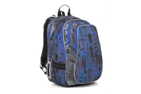 Školní batoh Topgal LYNN 18005 B Školní batohy do 4. a 5. třídy