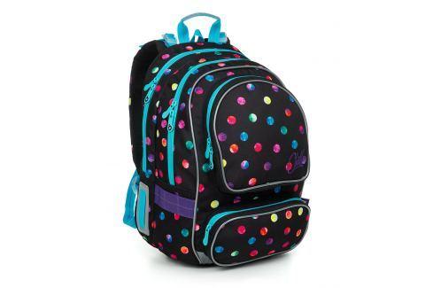 Školní batoh Topgal ALLY 19009 G Školní batohy do 4. a 5. třídy