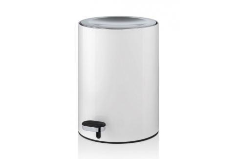 Odpadkový koš 5,5 l Blomus MUTO - bílý Odpadkové koše