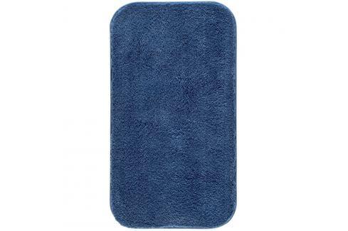 Modrá koupelnová předložka Confetti Miami, 67x120cm Koberce apředložky