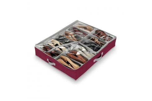 Vínový organizér na 12 párů obuvi Domopak Flair Úložné krabice akošíky
