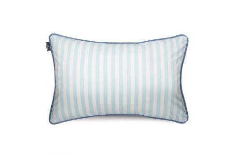 Modrý povlak na polštář WeLoveBeds Sailor blue, 40 x 60 cm Polštáře apřehozy